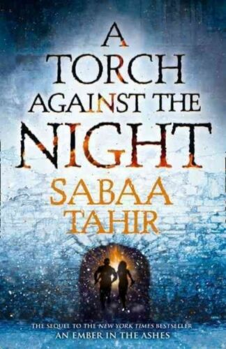 1 of 1 - A Torch Against the Night by Sabaa Tahir Large Paperback 20% Bulk Book Discount