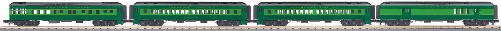 MTH 30 -69264 O Gage järnvägk 4 -Bil 60 'Madison Passager Set