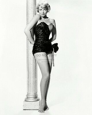 8X10 PUBLICITY PHOTO AB-399 ACTRESS DOROTHY MALONE PIN UP