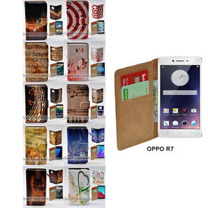 For-OPPO-Series-Music-Note-Theme-Print-Wallet-Mobile-Phone-Case-Cover-1