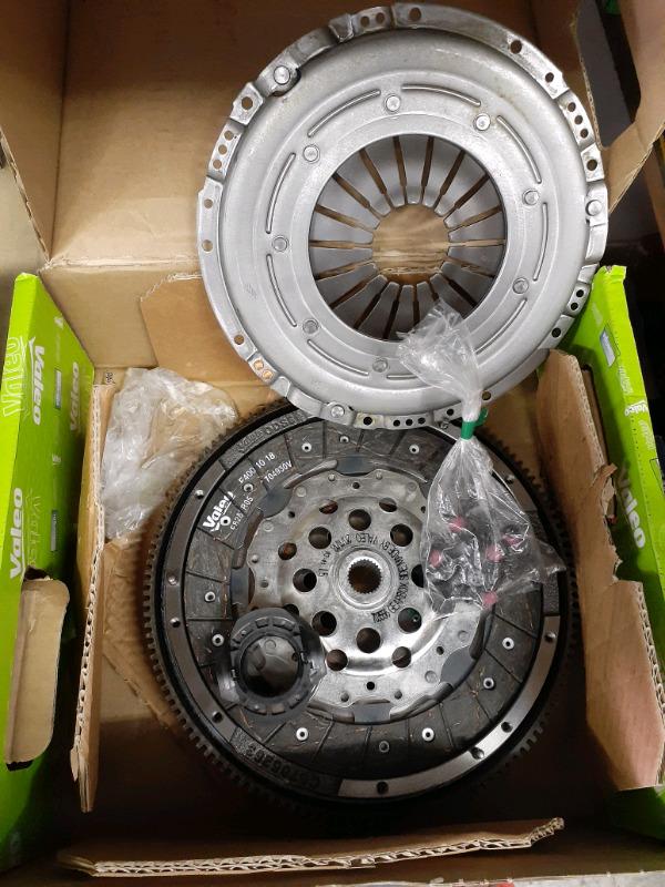 Audi A3 1.9TDi Dual Mass Flywheel+Clutch Kit