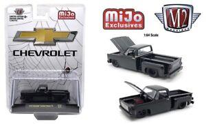 M2-Machines-Chevy-custom-deluxe-10-BLACK-WIDOW-Mijo-Exclusive-PRE-ORDER