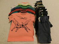 Boys Clothes Size 4 4t Summer Shirts Shorts Lot Brand Retail $452 Lot 2