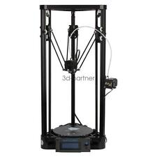 Ship from US cheap diy delta 3D printer kit for sale pulley version+1kg filament