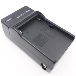 CARGADOR f Sony dcr-trv480e trv530 trv530e trv725 Batería