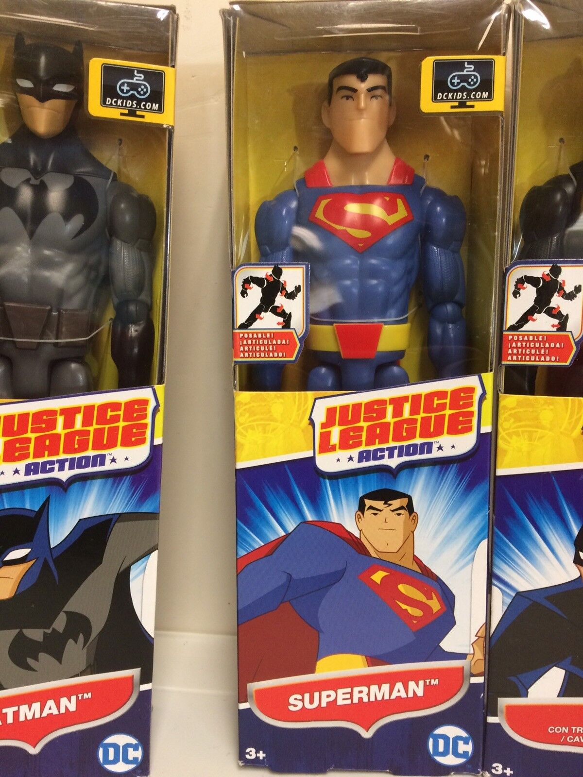 Dc Justice League Action Figure Bundle New New New fcb21c