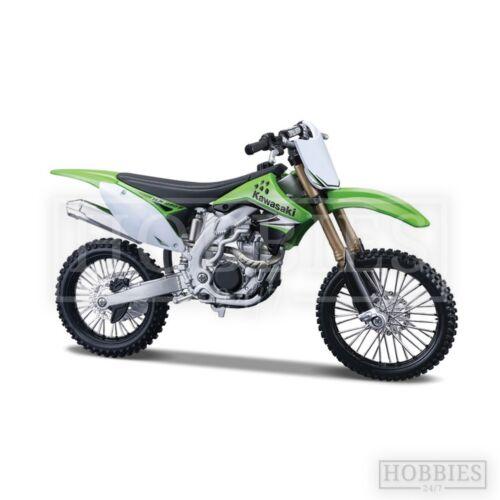 Maisto Model Motorbikes Kits 1:12 Die-Cast BMW Ducati Kawasaki Build Your Bike
