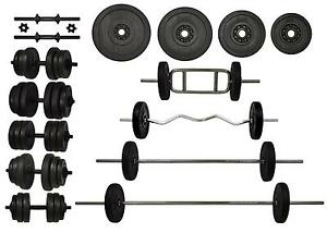 BARBELL-WEIGHT-SET-AND-DUMBBELL-WEIGHT-SET-CHOOSE-YOUR-OWN