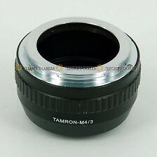 TAMRON lens to MICRO 4/3 M4/3 adapter ring For Olympus Panasonice M4/3 Camera
