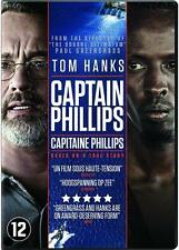 CAPTAIN PHILLIPS - capitaine Phillips  - DVD - NIEUW NOUVEAU Tom Hanks