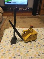 Vintage Tonka Pressed Steel Shovel Yellow Toy