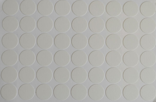 20MM SELF ADHESIVE COVER CAP SCREW HOLE CAM FURNITURE KITCHEN BEDROOM DECOR