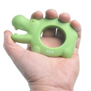 NEW-Pro-Trainer-Finger-Forearm-Hand-Grip-Gripper-Strength-Exerciser-Training