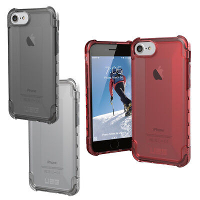 online retailer dd1eb ff708 Urban Armor Gear UAG Plyo Tough Rugged Case Cover for iPhone 8/7/6s/6 &  Plus NEW   eBay