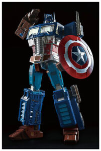 Lewin-Resources-LW-01A-MP-10-Optimus-Prime-OP-Captain-America-Style-Oversize