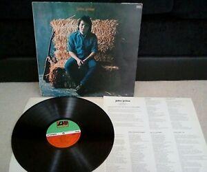 John-Prine-Scarce-Auto-Titled-1972-Debut-30-5cm-Vinile-LP-Inserto-Atlantico-K