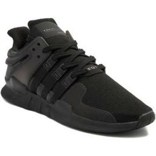 Womens Addidas Black EQT Support ADV/91-16 Casual Athletic Sneakers Size 8.5