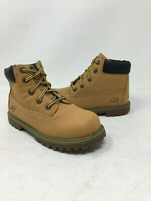 NEW BUNKHOUSE Casual Boots Tan #93158L J7A m Skechers Youth Boy/'s MECCA