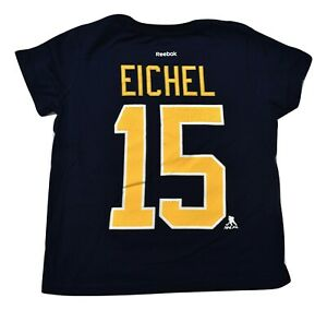 size 40 65188 5e939 Details about Reebok NHL Toddler Buffalo Sabres Jack Eichel Shirt LOOK 2T,  3T, 4T
