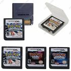 3Pcs Pokemon Platinum + Diamond + Pearl Game Card For Nintendo DS NDS 3DS