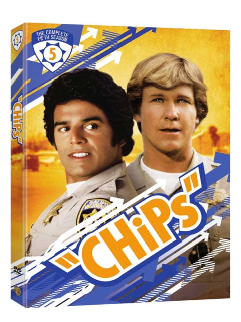 CHiPS : COMPLETO TEMPORADA 5 - DVD - Región 2 UK Compatible - Sellado