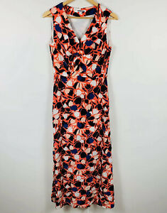 Trenery-By-Country-Road-Womens-Dress-Size-8-Abstract-Design-Gorgeous-Evening