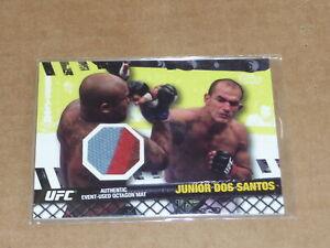 2010-Topps-UFC-FIGHT-MAT-JUNIOR-DOS-SANTOS-OCTAGON-MAT-RELIC-E9578