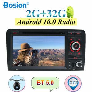 Autoradio-Pour-Audi-A3-S3-RS3-Android-10-GPS-Navi-DVD-2-din-Autoradio-Wifi-BT