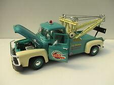 """Ford F-100 Tow Truck * 1956 * """"Bob`s Towing"""" Abschleppwagen * 1:18 * OVP * NEU"""