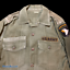 Rare-1969-US-Army-Vietnam-Airborne-Named-034-Fields-034-Salty-Combat-Uniform-Relic miniature 5