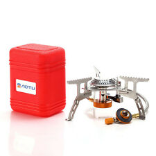 Outdoor Camping Hiking Alloy Stove Gas Furnace Burner Picnic Cookout