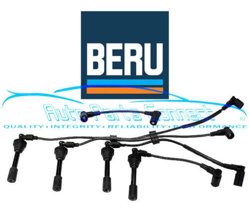 BERU SPARK PLUG WIRE SET for PORSCHE 944 1987-1991 2.5L 3.0L HIGH QUALITY NEW