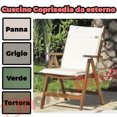 Cuscini per Sedia in Lino di Cotone Marrone Gufo per Sedie da Giardino E Cucina da Esterno per Giardino 40X40X5Cm Set di 4 Cuscino per Sedia Pavimento Divano