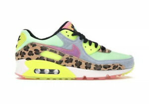 Details about Nike Air Max 90 LX Illusion Dancefloor Green Size 9 W (women) CW3499-300