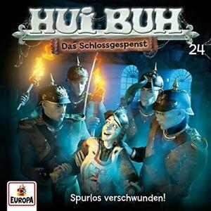 HUI-BUH-NEWE-WELT-24-SPURLOS-VERSCHWUNDEN-CD-NEW