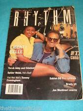RHYTHM - LIBERTY BELLE - OCT 1990