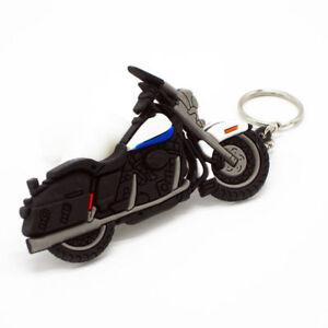 MOTORBIKE KEYRING KEY RING BIKE HARLEY CAR BOAT HOME CYCLE HONDA YAMAHA SUZUKI