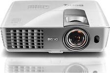 BenQ 3D Full HD DLP Beamer Kurzdistanz 10.000x1 2xHDMI MHL W1080ST+