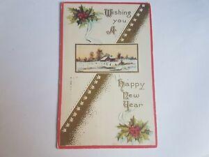 Greeting-Postcard-Vintage-New-Year-12