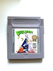 Bugs Bunny Crazy Castle Original Nintendo Game Boy Game - Tested - Working