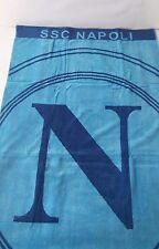 Telo mare S.S.C. Napoli Ufficiale 90x170 cm in Spugna 100% di cotone A193