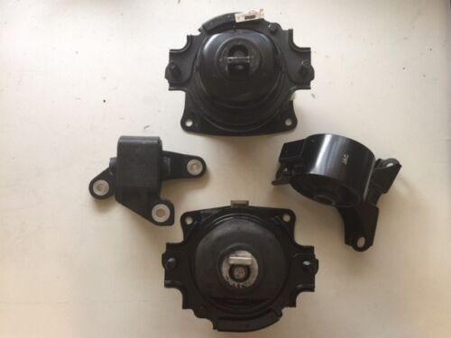 6 Spds Motor Mount /& Trans Mount Set 4PCS for 2011-2013 Honda Odyssey 3.5L VTEC