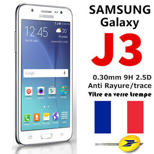 Vitre-protection-VERRE-Trempe-protecteur-film-ecran-Samsung-Galaxy-J3-2016-2017