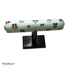 Disney Dogs Blueblack Wood Base Bracelet Display T Stand Euc