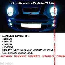 ★2014★ KIT XENON HID AMPOULE H7 MINI COOPER R50 R53 2001-06 ONE D I COOPER S JCW