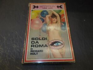 RICHARD-HOLT-SOLDI-DA-ROMA-SUSPENSE-LONGANESI-5-OTTOBRE-1968-BUONISSIMO