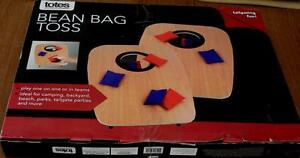 Totes-Bean-Bag-Toss-BRAND-NEW-IN-BOX-TAILGATING-FUN