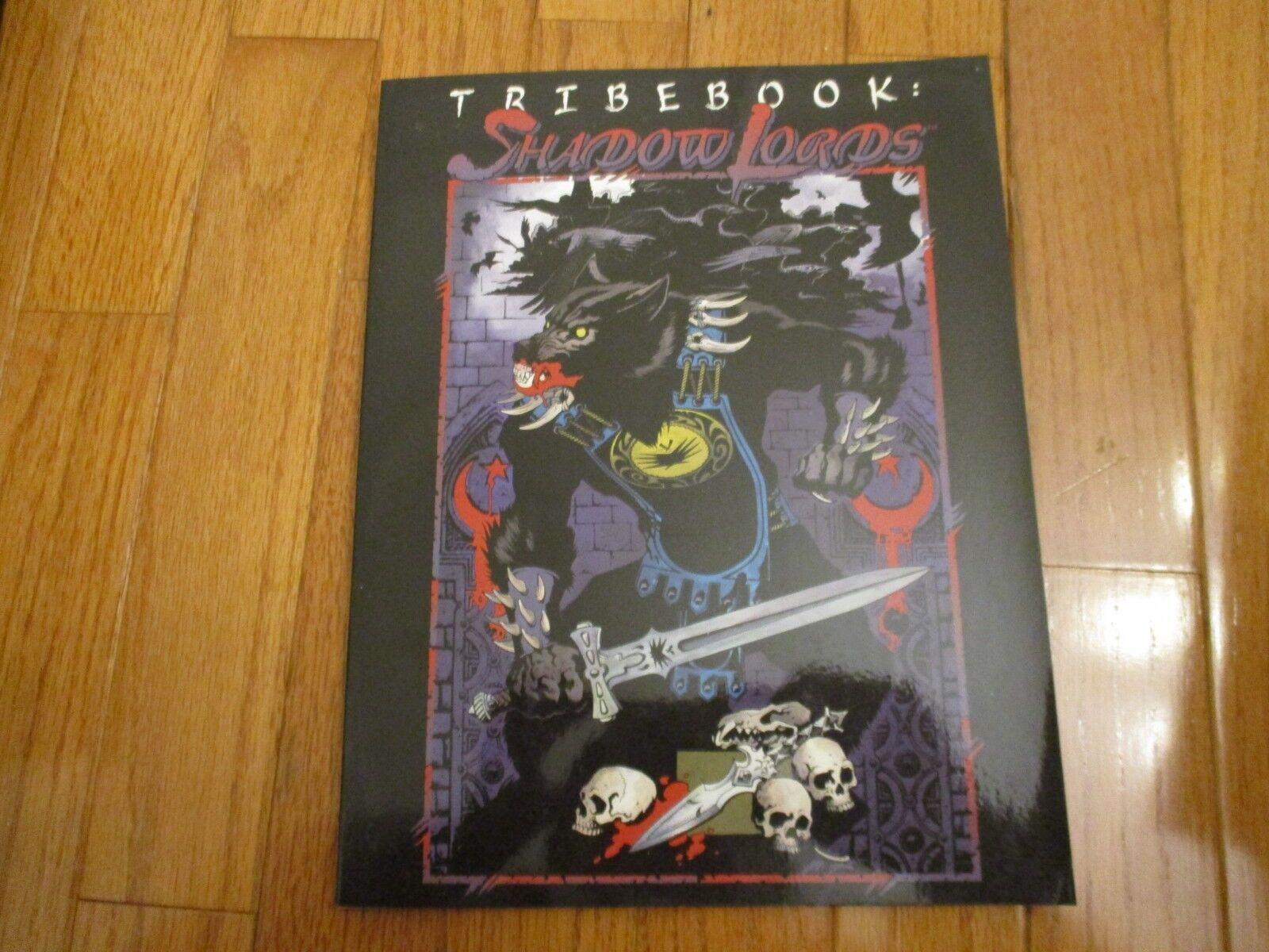 Werewolf The Apocalypse Shadow Revised Tribebook Shadow Apocalypse Lords 7921ce