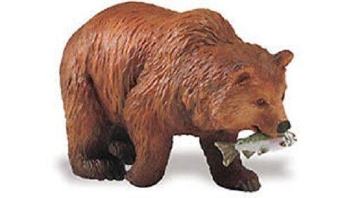 Wild Safari® North American Wildlife Grizzly Bear NEW