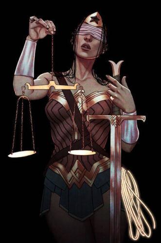 Wonder Woman #51 Frison Variant